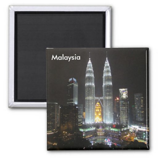Petronas ragt Malaysia hoch Magnets