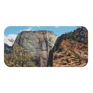 Pfadfinder-Ausblick Zion Nationalpark Utah iPhone 5 Cover