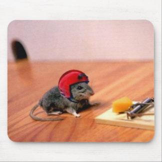 Pfadfinder-Maus Mauspad