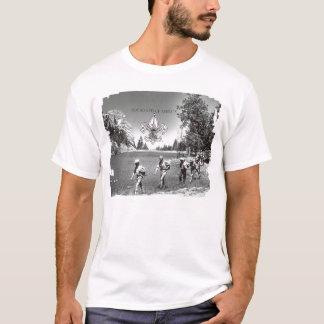 Pfadfinder Vintagen T - Shirt Amerikas