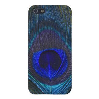 Pfau-Feder 4 Iphone 4/4s Speck-Kasten iPhone 5 Case