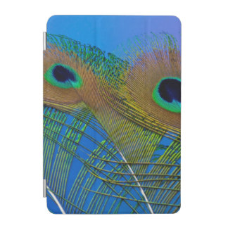 Pfau-Feder-Entwurf iPad Mini Cover