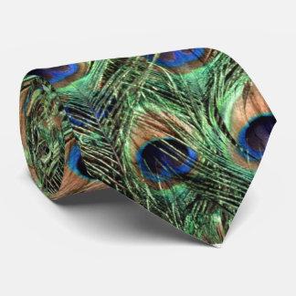 Pfau-Feder Krawatte