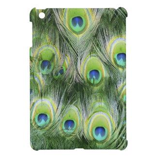 Pfau-Feder-Muster iPad Mini Hülle