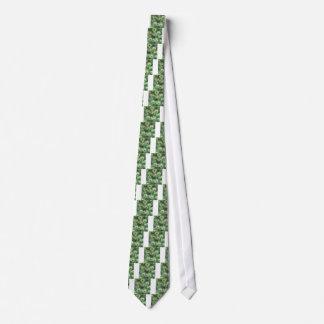 Pfau-Feder-Muster Personalisierte Krawatten