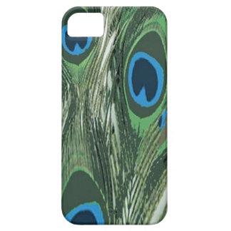 Pfau-Federn iPhone 5 Schutzhüllen