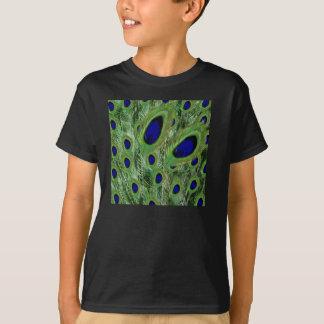 Pfau-Federn T-Shirt