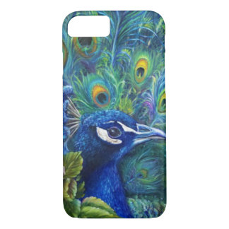 Pfau iPhone 7 Hülle