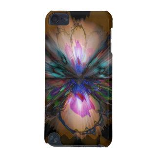 Pfau-Iris iPod Touch 5G Hülle