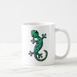 PfauGecko Kaffeetasse