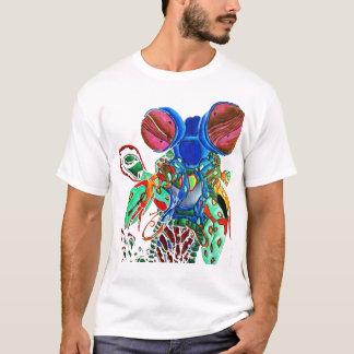 Pfaumantis-Garnele T-Shirt