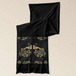 Pfaus in der Liebe Schal