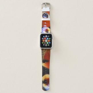 Pfauschmetterling Apple Watch Armband