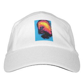 Pfeffer und Plastik zum Schweigen gebracht Headsweats Kappe
