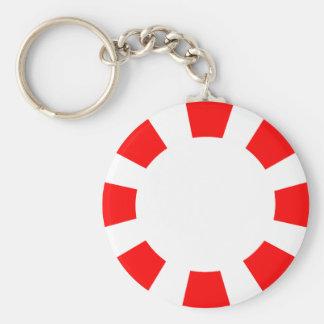 Pfefferminz-Feiertag Schlüsselanhänger