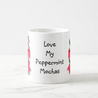 Pfefferminz-Mokkas Kaffeetasse