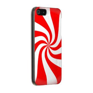 Pfefferminz-Süßigkeit Incipio Feather® Shine iPhone 5 Hülle