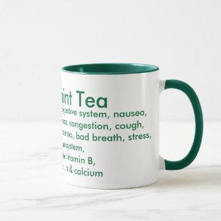 Pfefferminz-Tee-Tasse Tasse