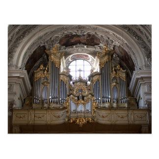 Pfeifenorgel Dominikanerkirche Postkarte