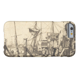 Pfeifer James Abbott McNeill - Limehouse Barely There iPhone 6 Hülle