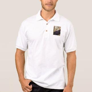 Pfeifer-Mutter - Schäferhund 9 Polo Shirt