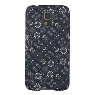 Pfeil boho Stammes- Schwarz-weißes Muster DIY Hülle Fürs Galaxy S5