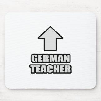 Pfeil-Deutsch-Lehrer Mousepad