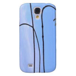 Pfeil Kugel Blüte Galaxy S4 Hülle