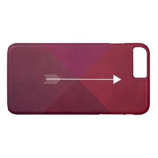 Pfeil-Telefon-Kasten iPhone 8 Plus/7 Plus Hülle