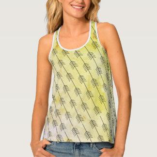 Pfeile Shirt/Watercolor Tanktop
