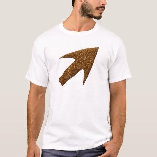 Pfeilspitze Bronze arrowhead T-Shirt