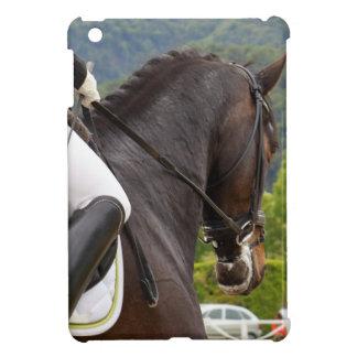 Pferd am Errichten iPad Mini Hülle