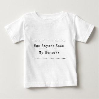 Pferd Baby T-shirt