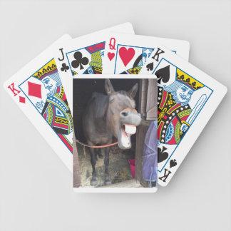 Pferd Bicycle Spielkarten