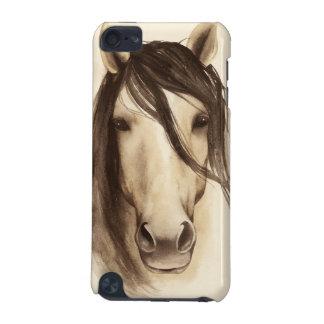 Pferd der Aquarell-Scheunen-Tier-| iPod Touch 5G Hülle