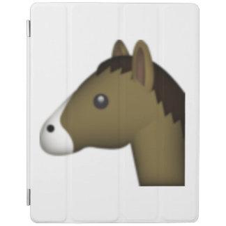 Pferd - Emoji iPad Hülle