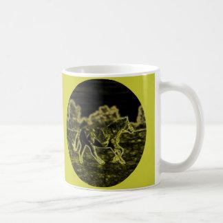 Pferd (helles Pferd) Kaffeetasse