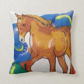 Pferd Kissen