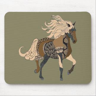 Pferd Mauspad