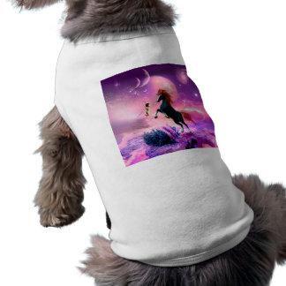 Pferd mit wunderbarer Fee T-Shirt