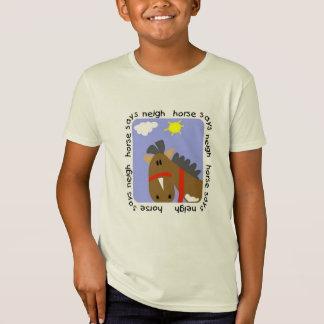 Pferd sagt Wiehern-T-Shirts und Geschenke T-Shirt