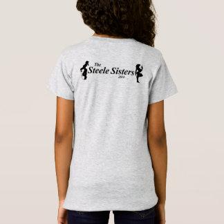 Pferde, Blumen, Waffen - die Steele Schwestern T-Shirt