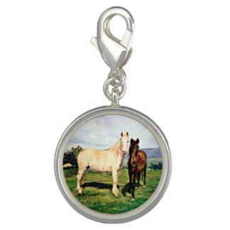 Pferde/Cabalos/Horses Charm