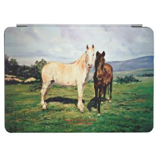 Pferde/Cabalos/Horses iPad Air Cover