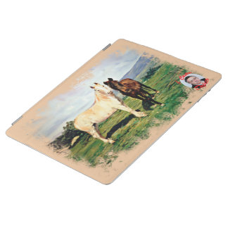 Pferde/Cabalos/Horses iPad Hülle