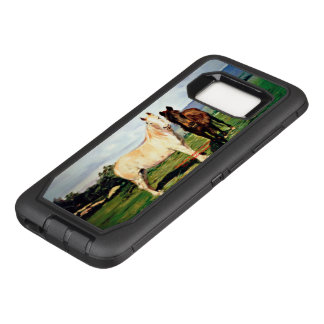 Pferde/Cabalos/Horses OtterBox Defender Samsung Galaxy S8 Hülle