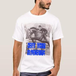 Pferde des Krieges T-Shirt