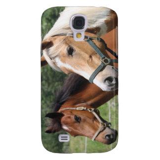 Pferde Galaxy S4 Hülle