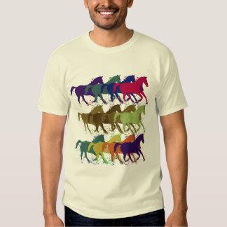 Pferde kopieren, Vieh Hemd