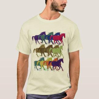 Pferde kopieren, Vieh T-Shirt
